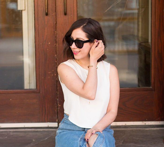 Eye on Style: Vickie Laliotis