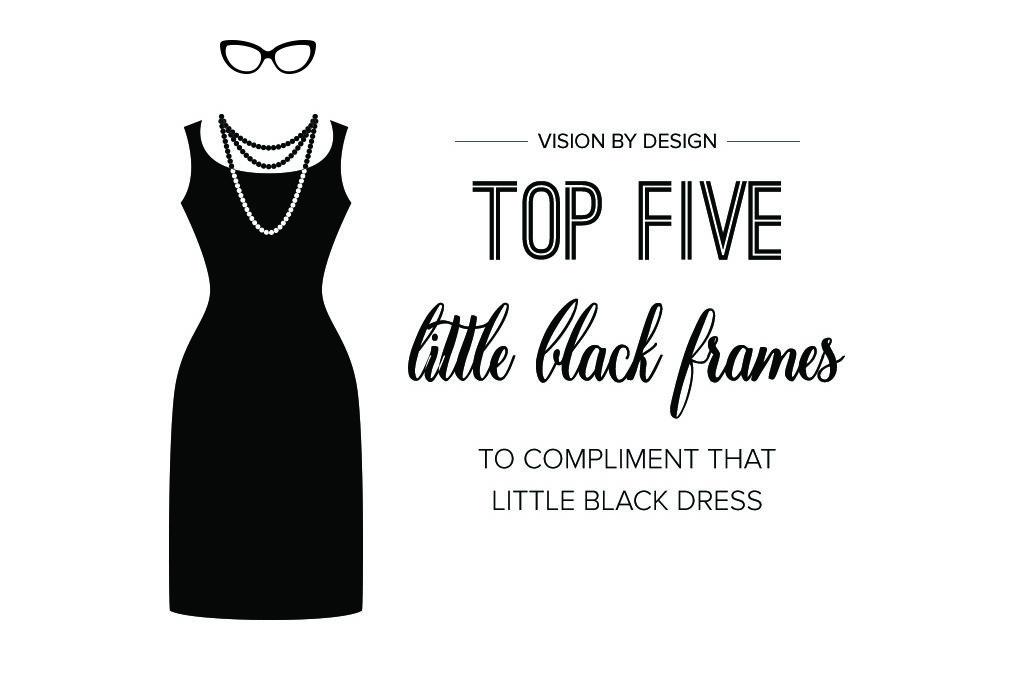 Top 5 Little Black Frames