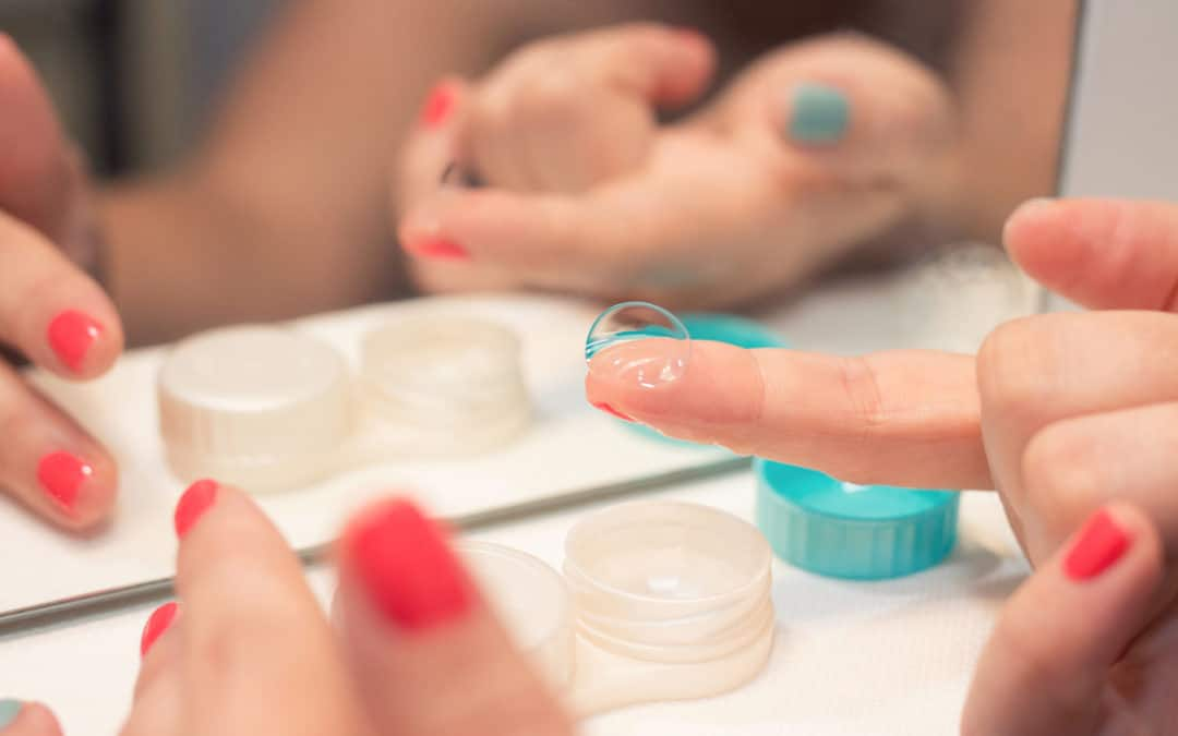 Top 10 Tips for Contact Lens Wearers