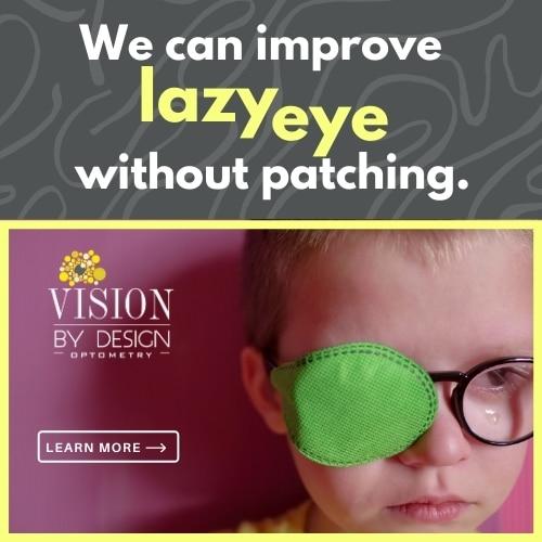 Lazy Eye Treatment   Learning About Ocular Motor Dysfunction